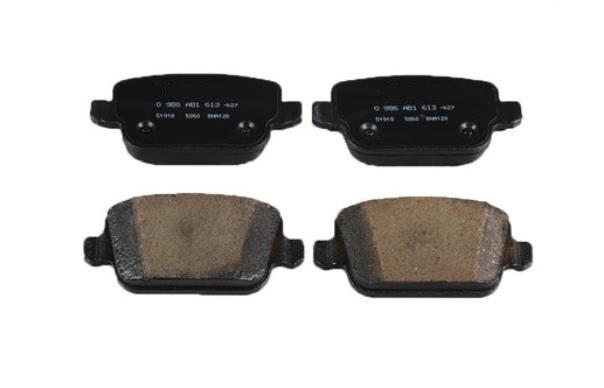 1kit jeu de plaquettes de frein arrière auto PAD KIT-RR frein à disque pour FORD MONDEO Volve S-MAX V70 S80 LAND ROVER LR2 pièce Auto LR003655