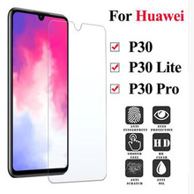 for Huawei P30 Pro protection tempered glass Mate 20X 20 P20lite protective