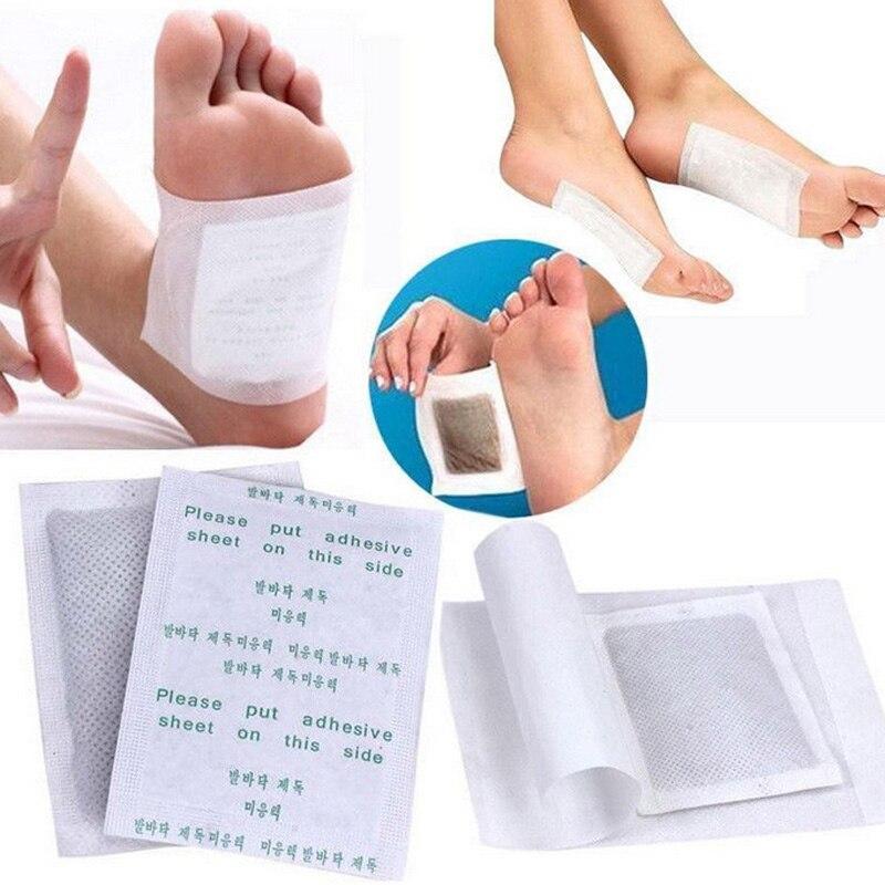 hot 20 pcs toxinas detox foot patches 01