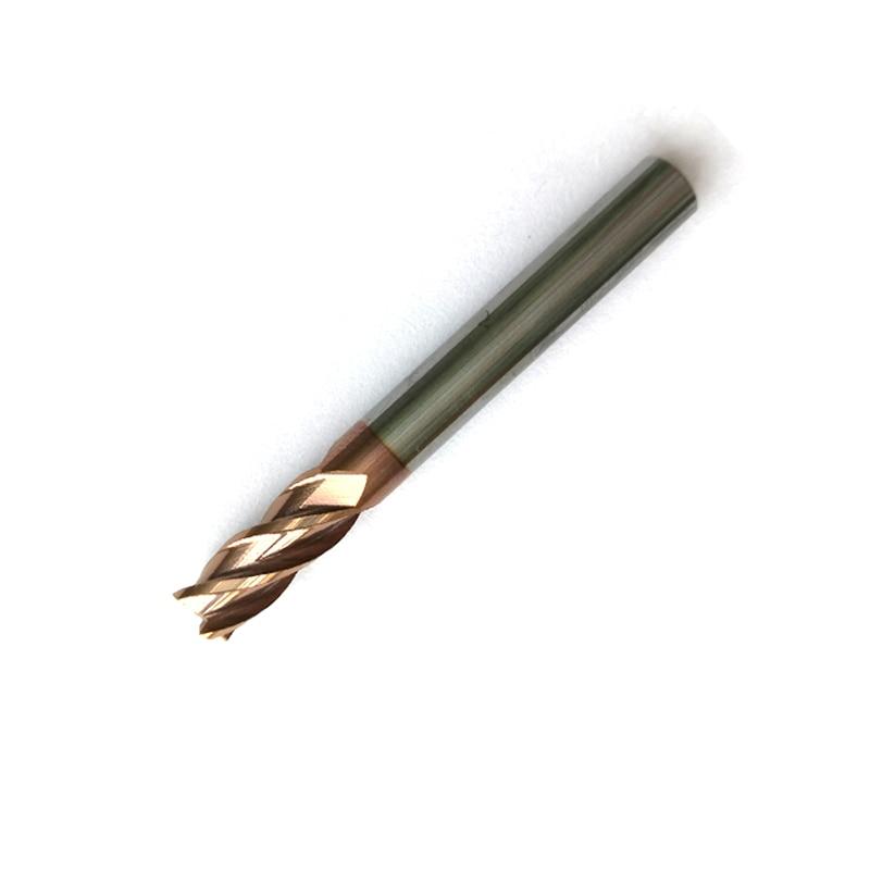 10mm D10*25*D10*75 4 Flutes HRC55 Tungsten Square End Mills Spiral Bits Carbide CNC Flat Endmill Router Bits iphuck 10