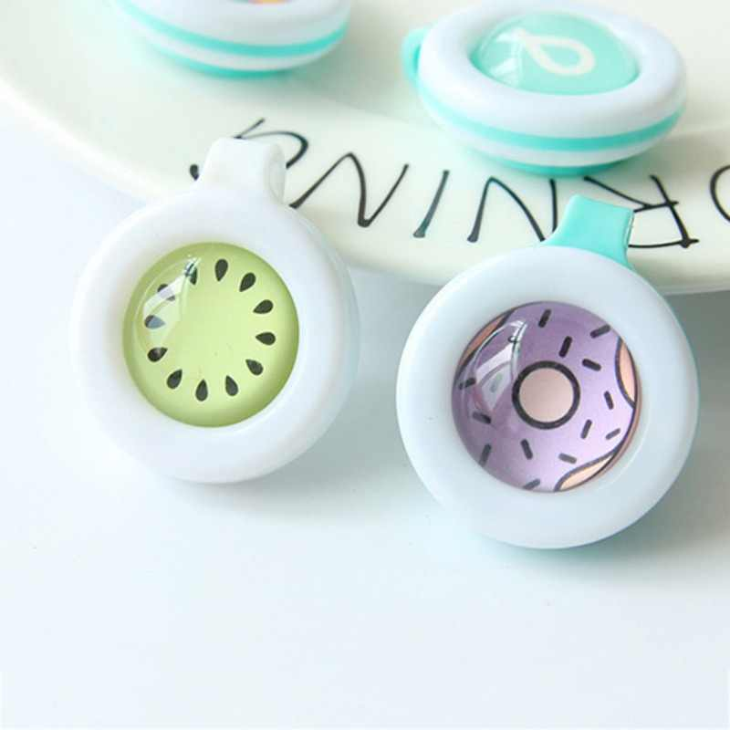 1pcs Child Mosquito Repellent Bracelet Stickers Baby Pregnant Anti Mosquito Pest Control Buttons Mosquito Killer Color Random