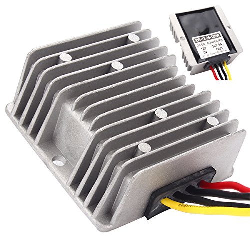 DC12V To 36V 5A 180W Car Power Converter With Over Voltage&Current Protection