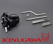 Kinugawa Adjustable Billet Turbo Turbocharger Actuator Replace for Garrett 432340 1.0 bar / 14.7 Psi