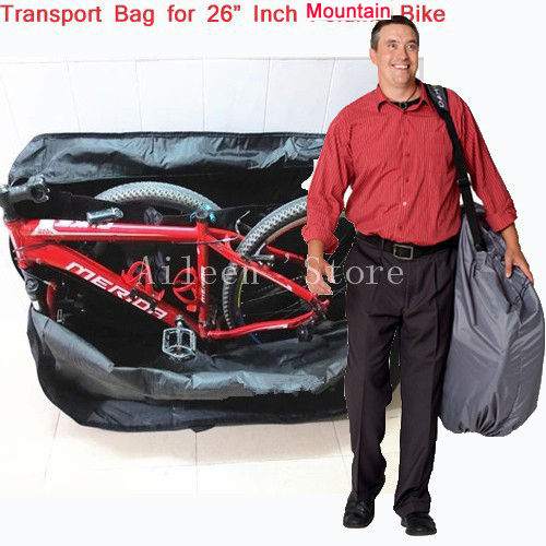Transport Bag for 26 27 5 Mountain Bike26 Carrier Bag Bicicleta Bike Transportation Storage Waterproof Free