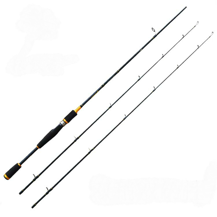 New 2 Rod Tips Carbon Fiber Fishing Rod Fishing Pole Bait Casting Reel Spinning Reel 1.98/ 2.1/ 2.4m Power M/MH Fishing Tackle seashark 2 1m 3 tips m l mh carbon fishing rod spinning rod casting rods fishing tackle baitcasting pole carp olta pesca pehce