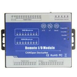 DeviceNet Удаленный модуль ввода/вывода для PLC HMI с интерфейсом CANBus 8 цифровой вход/выход s поддерживает вывод pwm M160D