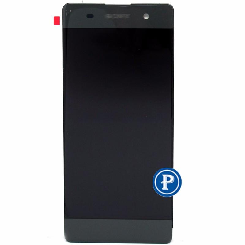 Sony XA LCD Black 1