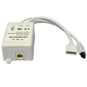 Image 5 - Contrôleur de lumière Led RGB, 12v 6A, LED de contrôle 44 touches, pour bande lumineuse LED, 3528, 5050