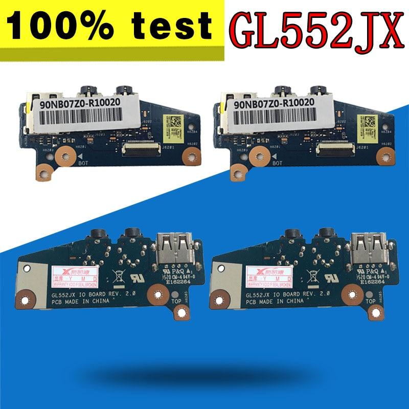 For asus laptop switch board GL552 GL552J GL552JX GL552 GL55