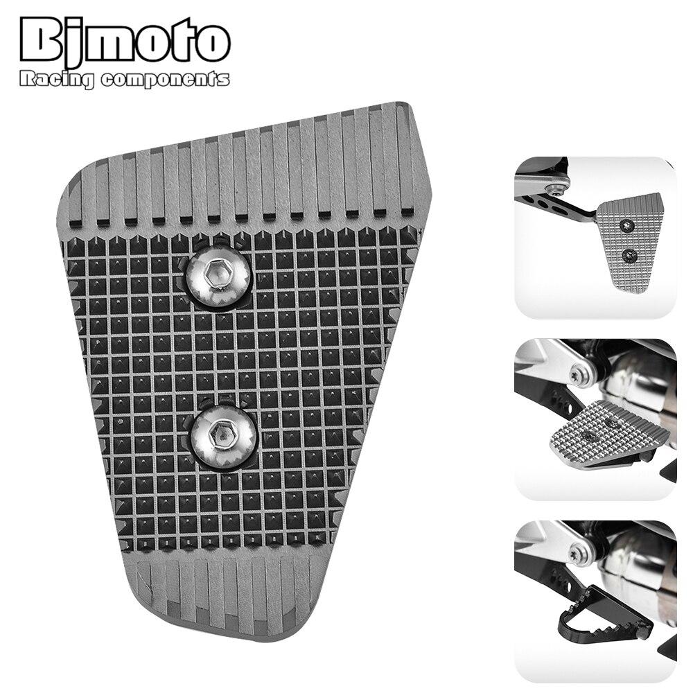 BJMOTO Moto F750GS F850GS Foot Lever Extension Brake Peg Pad Enlarge For BMW R nineT Scrambler RnineT Urban G/S G310GS G310R