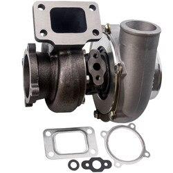 GT3582 GT35 Turbocharger Turbo T3 AR.70/63 Anti-Surge Compressor Bearing perfect for 4/6 cylinder 3.0L-6.0L turbolader turbine