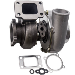 GT3582 GT35 Turbocompressore Turbo T3 AR.70/63 Anti-Surge Cuscinetto Compressore perfetto per 4/6 cilindro 3.0L-6.0L turbina turbolader
