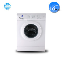 110V/60Hz Tumbling-box Washing Machine 10Kg Capacity Full-automatic Rolling Washer Special With English Key For Ship Using