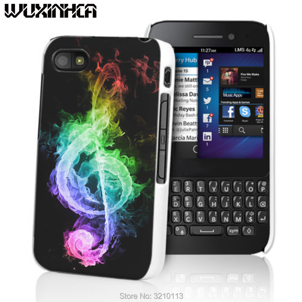 b94568a9329 WUXINHCA High Quality Hard Plastic Case Cover For Blackberry Z10 Z30 A10 Q5  Q10 Q20 flame