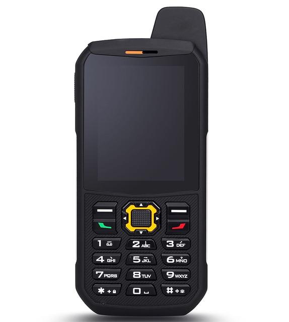 Оригинальный водонепроницаемый телефон мобильный Мощность банк GSM Пожилые люди IP67 прочный ударопрочный сотовый телефон UHF портативная рац...