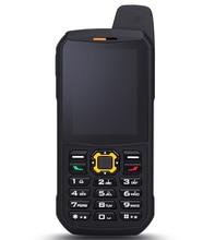Оригинальный Водонепроницаемый телефон Мобильный Банк Питания GSM Старший старик IP67 Прочный противоударный сотовый телефон UHF Walkie Talkie PTT Радио F8