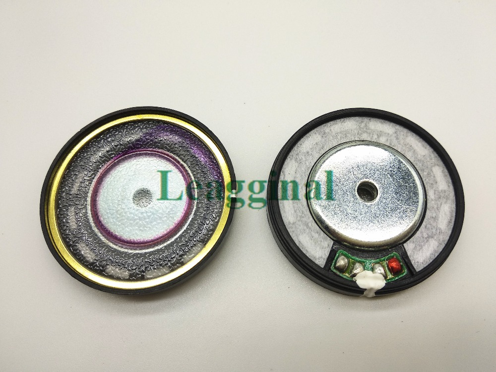 Unit speaker 40mm Tiada unit diafragma butir High Quality 32ohms - Audio dan video mudah alih - Foto 2