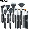 Marca JAF 15 unids/set Pinceles de Maquillaje 15 unids componen sistema de cepillo de alta calidad pincel de maquillaje kit de envío gratis J1502SSY-B