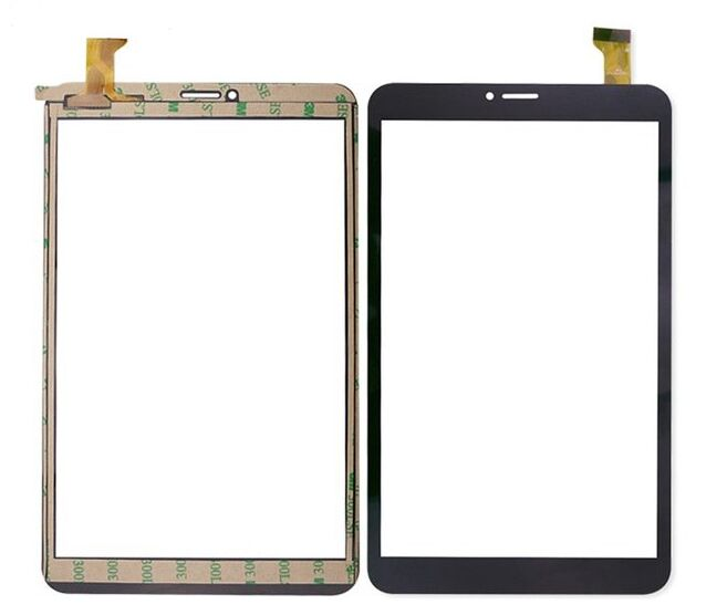 New For 8 Vonino Pluri C8 Tablet touch screen panel Digitizer Glass Sensor Replacement Free Shipping original new touch screen digitizer 7 blueberry netcat m23 tablet outer touch panel glass sensor replacement free shipping