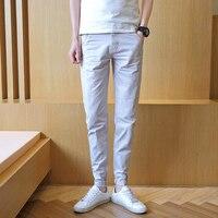 Hot sale 2017 Autumn New Casual Pants Men Fashion Trousers Slim Fit High Quality Plus Size 28 -38