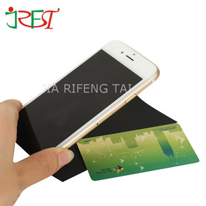 Image 4 - Free Shippping 0.1mm*70mm*115mm Ferrite Sheet For RFID Antenna Phone