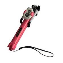 Топ предложения Мода Выдвижная Ручной палка для селфи с штатив Функция Bluetooth пульт стрелять для iPhone 6 s/6/ 6 Plus/i5 5S/s