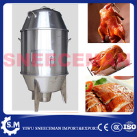 13 16pcs Fruit Charcoal Duck Roaster Roast Duck Making Machine