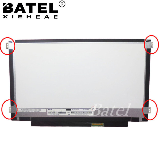 For Acer Chromebook C720 2848 C720 2827 11 6 HD LED LCD Screen led display 1366x768