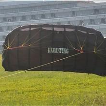 Радужный парашютный воздушный змей для игр на открытом воздухе парапланерные воздушные змеи для взрослых парапланерные воздушные змеи для кайтсерфинга
