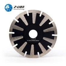 """Z-LION """" алмазный пильный диск т сегмент гранит камень Бетон режущий диск Профессиональный быстрый режущий инструмент дисковая пила"""