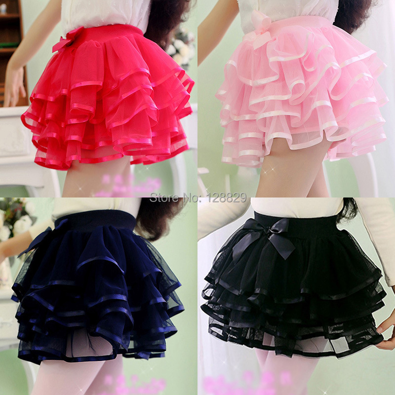 Tulle Skirts (2)