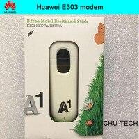 100 pçs/lote Original Desbloqueado Huawei E303 3G HSDPA Modem E Modem 7.2 Mbps 3G USB Modem PK Huawei E353 E220 E1750 E1550 E173 E3131
