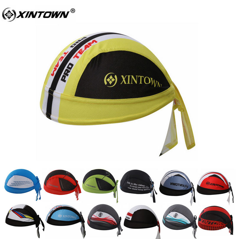 XINTOWN Team Quick Dry Cycling Cap Ciclismo Windproof Headscarf Bike Headband Bicycle Cap Riding Bandana