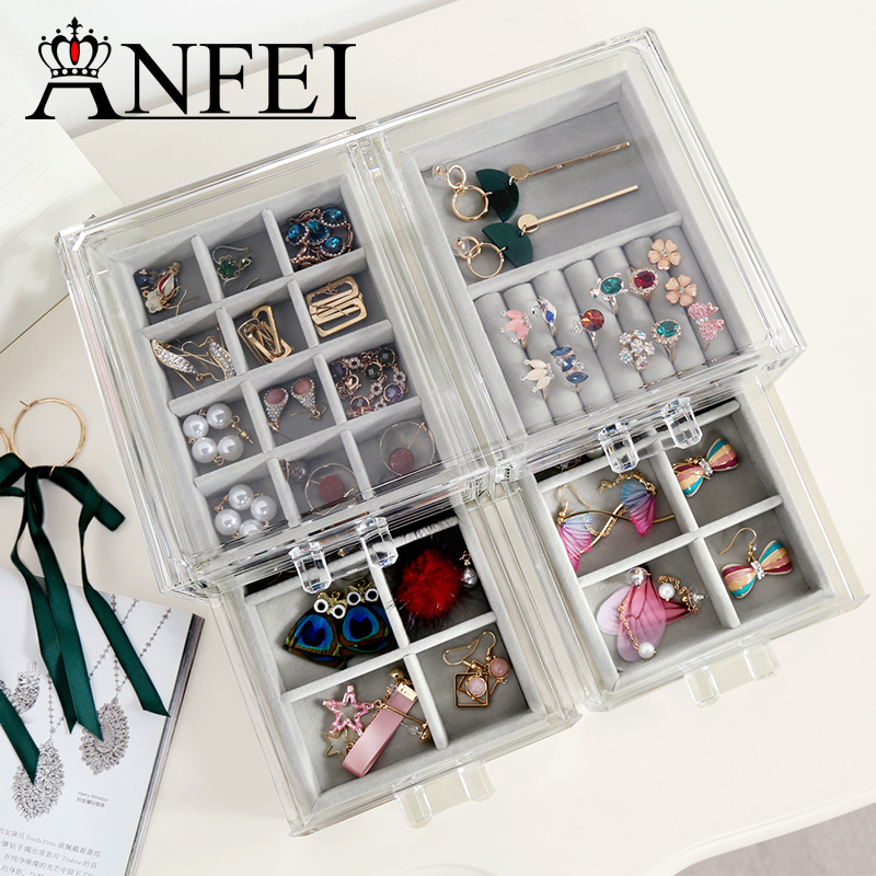 Buy anfei jewelry storage and get free shipping on AliExpresscom