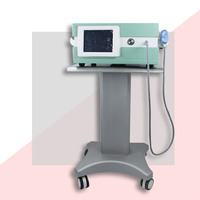 Top portable manufacturer direct sale shockwave therapy machine/extracorporeal shock wave therapy equipment