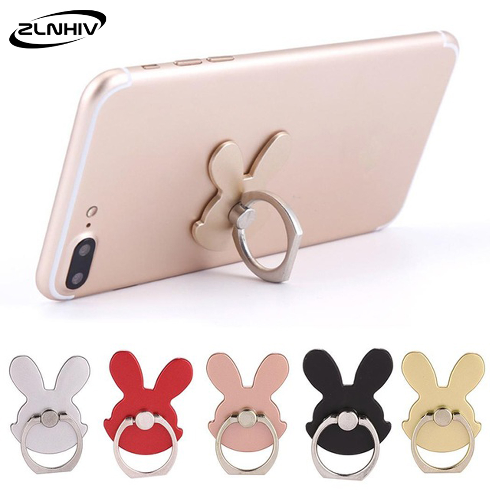 ZLNHIV Ring Mobile For Phone Holder Stand Accessories Mount Smartphone Grip Support Cell Cellphone Finger Round Support Desk