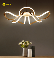 Led Modern chandelier Lighting Novelty Lustre Lamparas Colgantes Lamp for Bedroom Dining Room luminaria Indoor Light Chandeliers