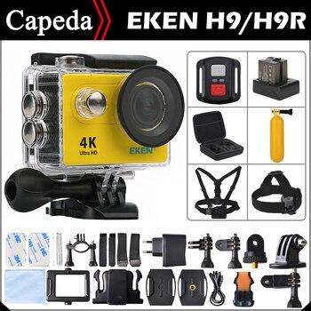 Original EKEN H9 / H9R Ultra HD 4K / 25fps Remote WiFi  2.0