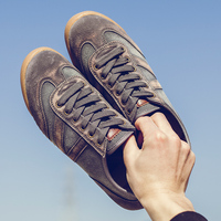 Men sneakers 2018 new denim lace up canvas shoes men footwear spring summer plimsolls breathable sneakers men casual shoes