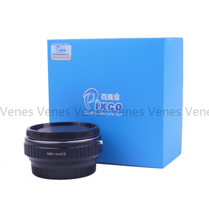Image 3 - VENES MD עדשה כדי M4/3 מוקד מפחית מהירות מאיץ, מתאם טבעת עבור מיקרו ארבעה שלישים 4/3 מצלמה, עבור Panasonic LUMIX GX9 GX85