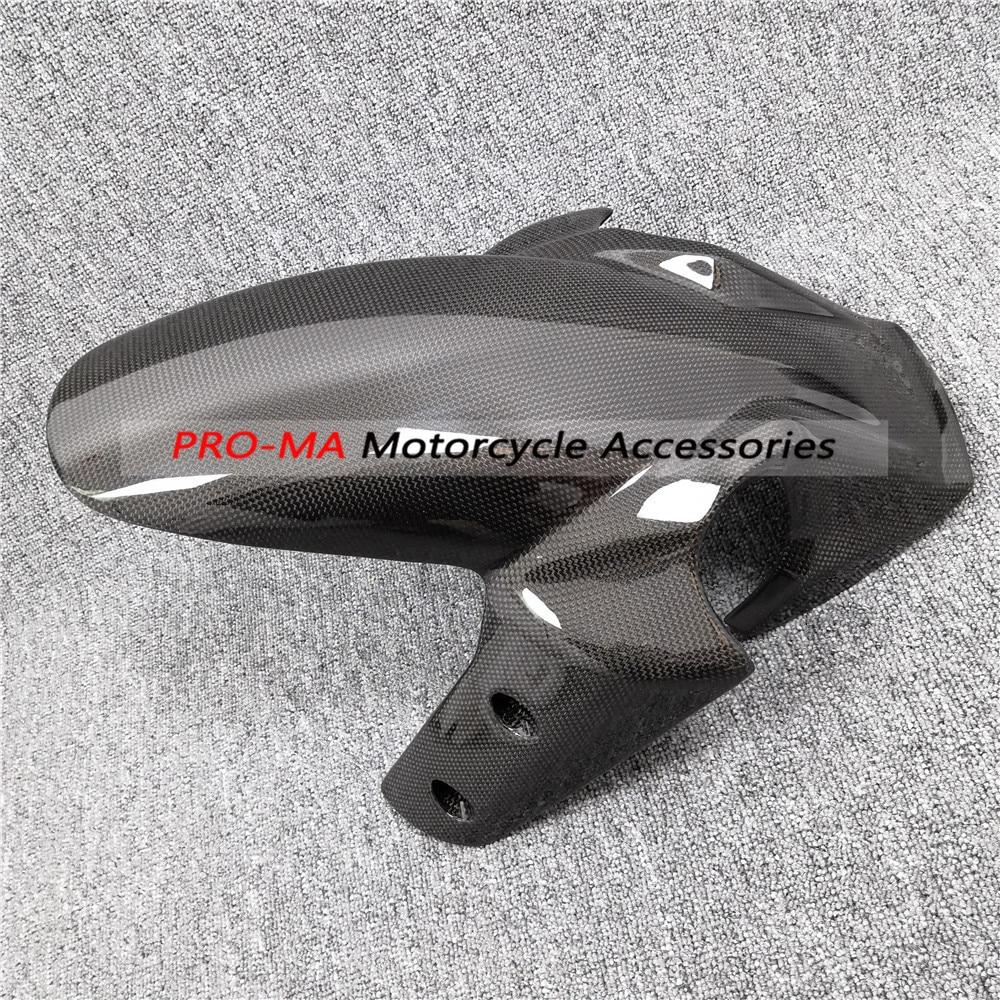Motorcycle Front Fender In Carbon Fiber For Ducati Multistrada 1200 2010-2017, 1260 2018+