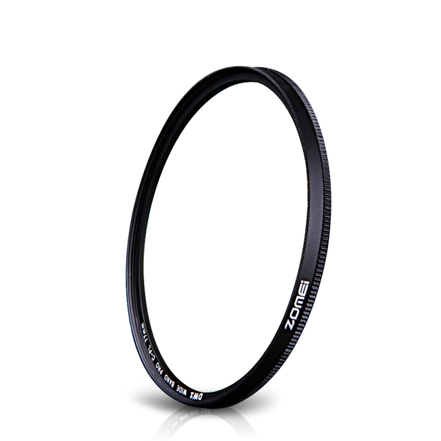 ZOMEI CPL Circular Polarizer Camera filter for Canon Nikon DSLR Camera lens 52mm/55/58/62/67/72/77/82mm 3