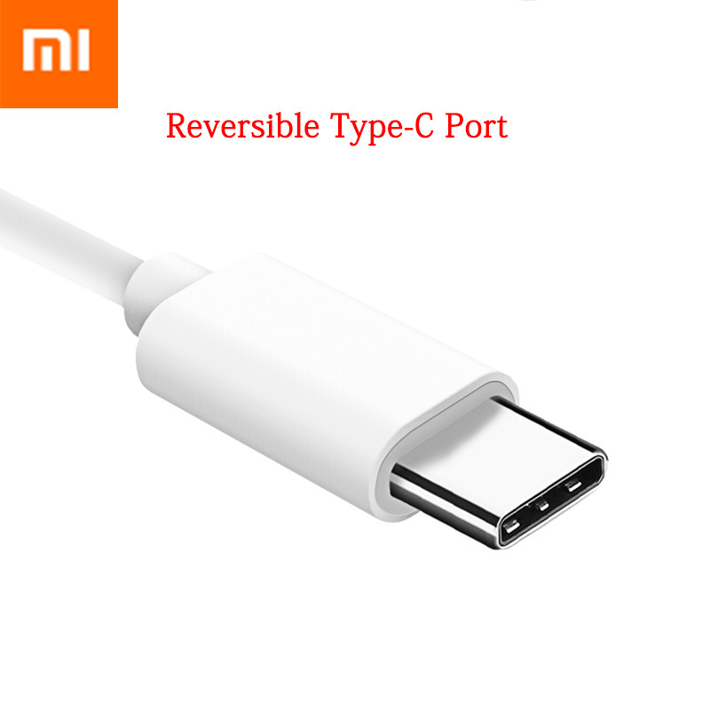 Image 4 - Original Xiaomi Earphone Adapter USB3.1 Type C To 3.5mm Female Cable Music Headphone Connector Converter MI 9 6 6X 8 8SE Note 3-in Mobile Phone Cables from Cellphones & Telecommunications