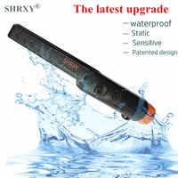 2020 upgrade Sensitive Metall Detektor pointer TRX Pro Pinpointing GP-pointerII wasserdichte Hand Metall Detektor mit Armband
