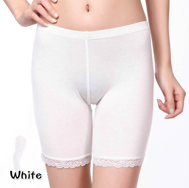 2017 Summer Style Fashion Modal Short Sport Women Leggings  New thin Section Wardrobe Malfunction-proof Pant Leggings Girls Fitn