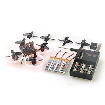 Happymodel Mobula7 75mm Crazybee F3 Pro OSD 2S Whoop FPV Racing Drone w/Upgrade BB2 ESC 700TVL BNF Flysky Basic/Standard Version