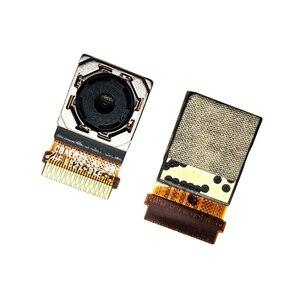 "Image 2 - 새로운 소매 1pcs 100% 원래 후면 카메라 아수스 zenfone 2 ZE551ML ZE550ML 5.5 ""후면 카메라 플렉스 교체 부품"