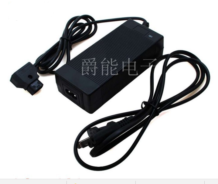 D-Type Charger with D Tap Cable for Sony BP-U65, BP-U68,V Mount Battery, V Lock Battery, Sony HDW-800P PDW-850 DSR-650P