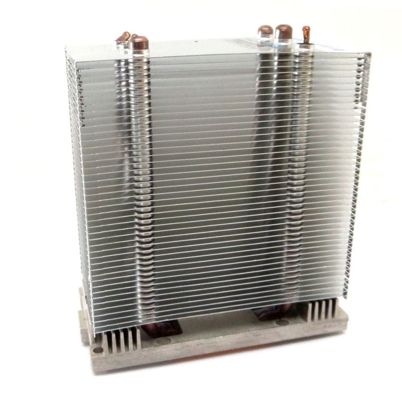 DL580G7 DL980G7 Serveur Radiateur Radiateur refroidisseur de processeur 591207-001 570259-001 LGA1567 dissipateur thermique pour processeur Pour DL580 G7 DL980 G7 Serveur