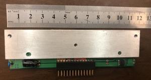 Image 2 - Nova cabeça de impressão térmica original KD2004 DC95B, 203 dpi para datamax mp compact4c da cabeça de impressão